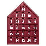 アドベントカレンダー(カウントダウンカレンダー) 24種類 お菓子セット
