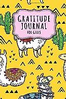 Gratitude Journal for Girls: Llama Daily Gratitude Journal for Women and Girls | Undated 100 Days | 6 x 9