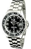 トーチマイスター1937 腕時計 ダイバーズ 20ATM サブマリーナ 自動巻 GMT T0082 並行輸入品