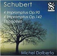 4 Impromptus Op. 90 4 Impromptus Op. 142