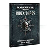 Index: Chaos Warhammer 40,000 Book