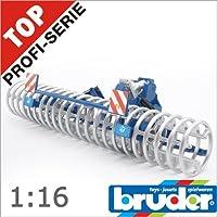 Bruder ( Bruder ) Inc。ProSeriesプロシリーズ02222Lemkenフロントフロー押し