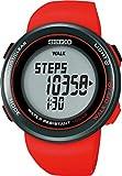 [セイコー]SEIKO 腕時計 PROSPEX プロスペックス PEDO WALKING ペド ウオーキング 歩数計つき レッド SBDE009