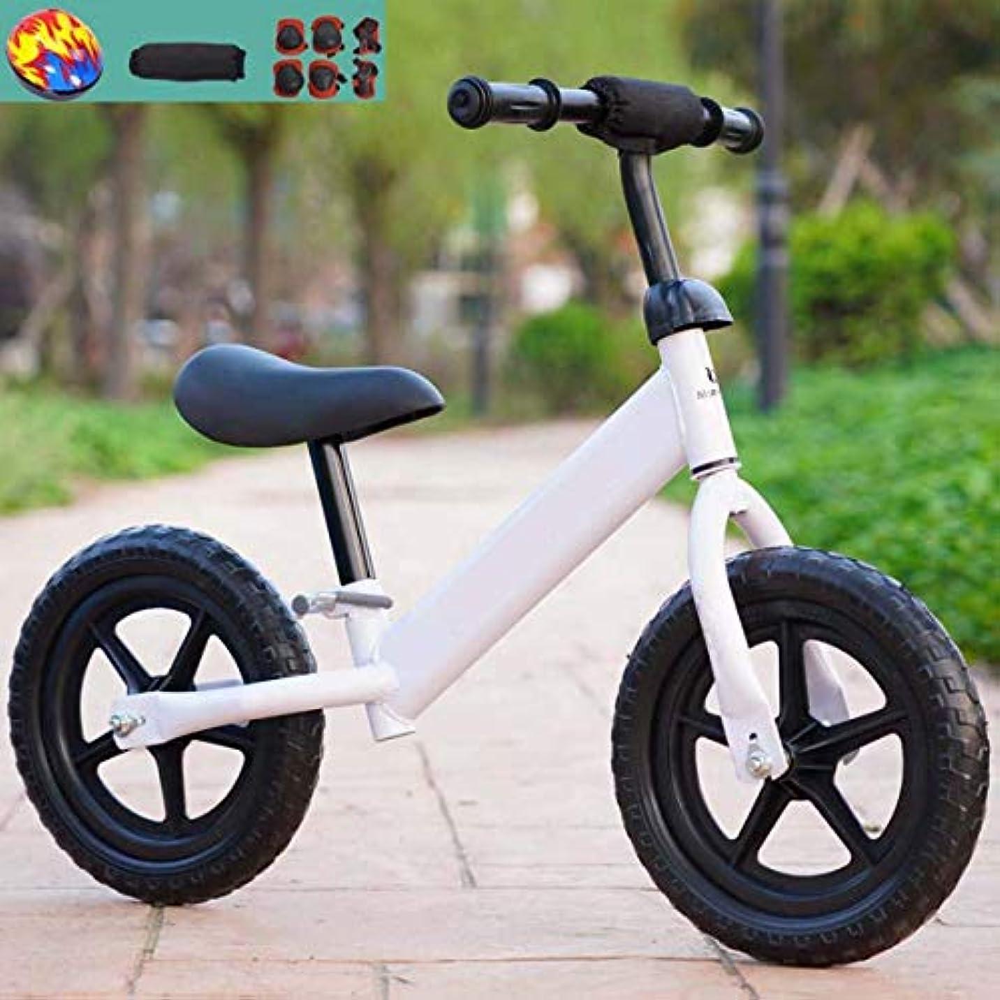イル熱帯のリル幼児用自転車、ペダルなしのバランスバイク、2?6歳、幼児用ウォーキングバランスバイクトレーニングバイク、子供用自転車、12インチ