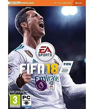 FIFA 18: Standard Edition (PC Download - Origin Code) (輸入版)