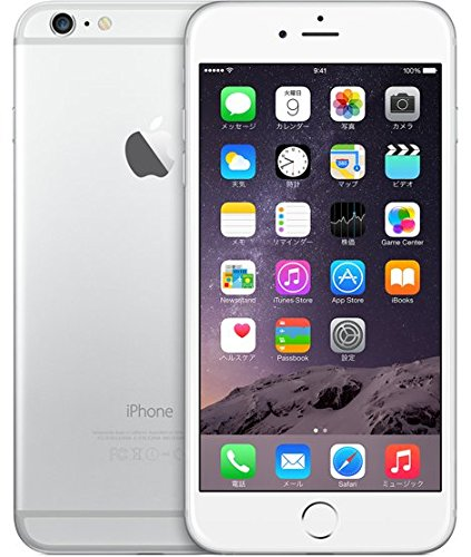 docomo版 iPhone 6 Plus 16GB シルバー 白ロム Apple 5.5インチ