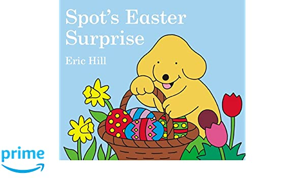 Amazon spots easter surprise eric hill multigenerational negle Image collections