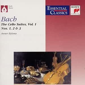 Bach;Cello Suites 1