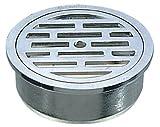 三栄水栓 【VUパイプ用目皿】呼び50配管用 H41-50
