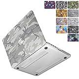 MS factory MacBook Pro Retina ディスプレイ 13 ケース カバー マックブック プロ 13.3 インチ ハードケース デザイン Early 2015 対応 RMC series クリスタル カモフラ 迷彩 アーバン MBR13X-CAM-urban