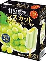 クラシエフーズ 甘熟果実のマスカット55ml×6本×8箱