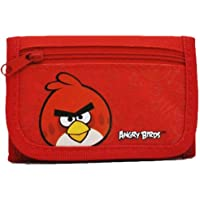[ロヴィオ]Rovio Angry Bird TriFold Red Wallet by na [並行輸入品]