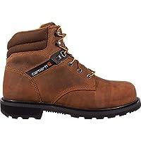 (カーハート) Carhartt メンズ シューズ・靴 ブーツ Carhartt 6'' Welt Steel Toe Work Boots [並行輸入品]