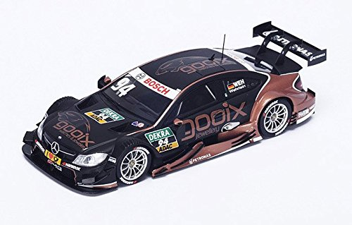 【Spark】1/43 Mercedes-AMG C 63 DTM No.94 Pascal Wehrlein - Champion 2015 gooix/Original-Teile