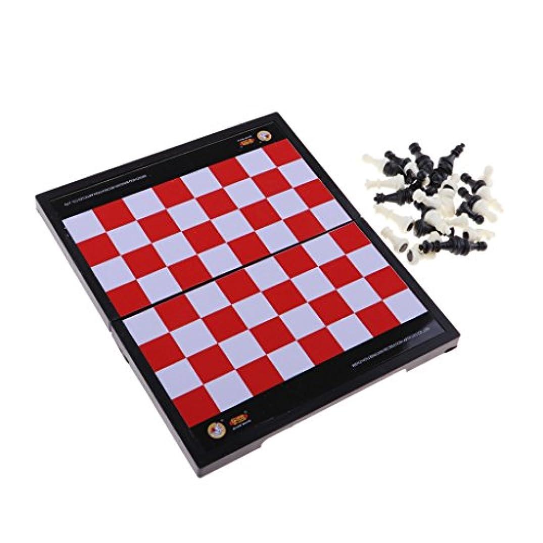 周術期オーケストラ活性化Baosity 折りたたみ 磁気 国際チェス チェスボード チェスゲーム