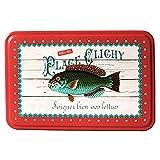 ラ・トリニテーヌ 南の海の魚缶 ガレット・パレット詰め合わせ