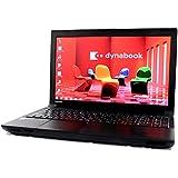 東芝 TOSHIBA dynabook Satellite B453/J Celeron 4GB 320GB DVDスーパーマルチ 15.6型液晶 Windows7 Professional 中古 中古パソコン 中古ノートパソコン