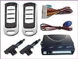 【ノーブランド品】スズキキャリーDA63TキーレスエントリーD67+アクチュエーター2本セット 車種別配線資料・日本語説明書・取付サポート付
