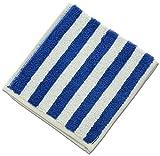 今治タオル ハンカチ Otta ハーフタオル ブルー 約12.5×25