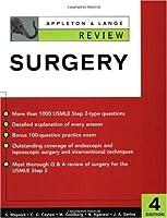Appleton & Lange Review of Surgery (Appleton & Lange Review Book Series)