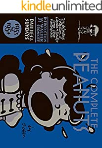 Dailies Sundays: Vol 2 - The Complete Snoopy Great Peanuts Comic Graphic Novels For Young & Teens , Adults - EEEA-2131 (English Edition)