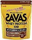 ザバス(SAVAS) ホエイプロテイン100 ビタミン チョコレート味 【50食分】 1,050g