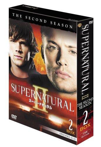 スーパーナチュラル 〈セカンド・シーズン〉コレクターズ・ボックス2 [DVD]の詳細を見る