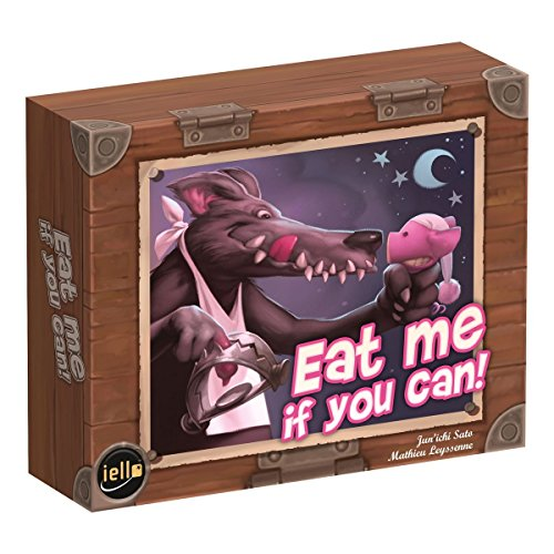 Iello Eat Me If You Can! Card Game by Iello [並行輸入品]