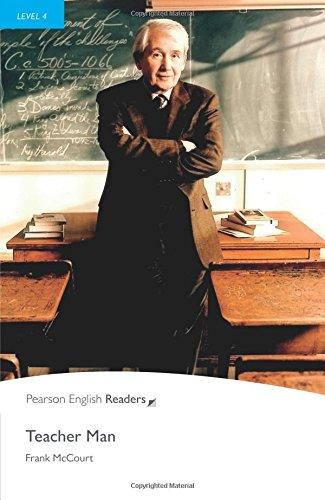 Penguin Readers: Level 4 TEACHER MAN (Penguin Readers (Graded Readers))の詳細を見る