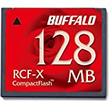 BUFFALO RCF-X128MY コンパクトフラッシュ 128MB