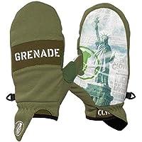 (グレネード) Grenade メンズ スキー?スノーボード グローブ Pro Posse Dk Pro Model Mittens [並行輸入品]