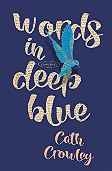 Words in Deep Blue by [Crowley, Cath]