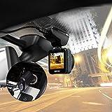 BESTEK ドライブレコーダー f1.8レンズ 超小型 高画質 簡単取付 常時録画 駐車監視 車載カメラ 1年保証 BTCDS1