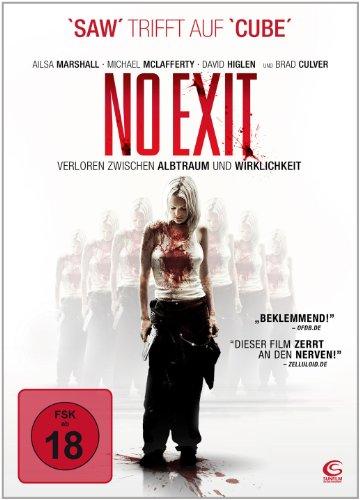 No Exit [Import allemand]