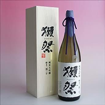 獺祭【木箱入り】「磨き二割三分」純米大吟醸 1800ml