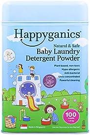 Happyganics Natural and Safe Baby Laundry Detergent Powder (Lavender)