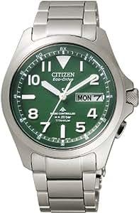 [シチズン]CITIZEN 腕時計 PROMASTER プロマスター ランド Eco-Drive エコ・ドライブ 電波時計 PMD56-2951 メンズ
