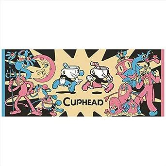 CUPHEAD フェイスタオル B 約H340×W850mm