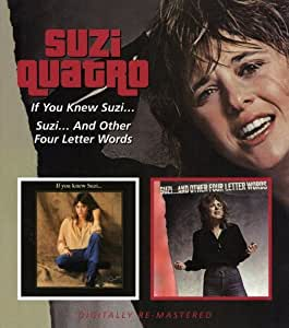 Suzi & Other Four Letter Words/If You Knew Suzi