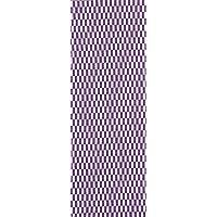 踊り衣裳 和風 和タオル か印 紫×白 和風小物 タオル メンズ レディース