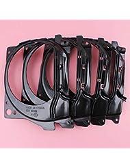 AiCheaXツール-ハスクバーナ362 365 371 372 EPA XPチェーンソー交換用スペアパーツ503628301の4個/ロット空気伝導体