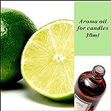 キャンドル用 アロマオイル 《 シトラス 30ml 》 アロマ キャンドル を簡単に 手作り フレグランス オイル としても利用可能 日本製 香料 材料