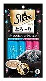 シーバ とろ〜りメルティ かつお味セレクション 12gx4本