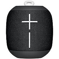 Ultimate Ears WONDERBOOM Bluetoothスピーカー IPX7防水/ワイヤレス/10時間連続再生/ポータブル ブラック(PHANTOM) WS650BK 【国内正規品】
