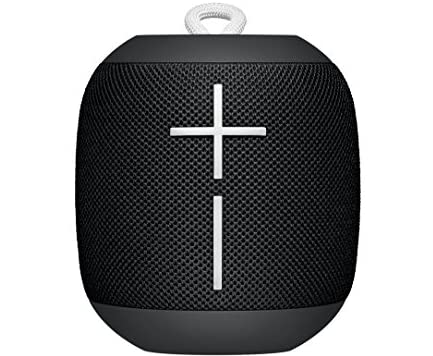 Ultimate Ears Bluetoothスピーカー UE WONDERBOOM ワンダーブーム 防水 ワイヤレススピーカー (PHANTOMブラック)  国内正規品 WS650BK