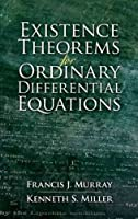 Existence Theorems for Ordinary Differential Equations (Dover Books on Mathematics)