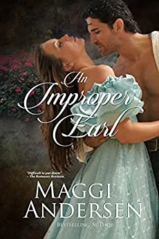 An Improper Earl by [Andersen, Maggi]