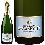 ドゥラモット(ドラモット) DELAMOTTE ブリュット[NV] [正規品] シャンパン/辛口/白 [750ml]