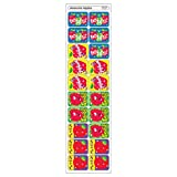 Trend Enterprises トレンド Applause Stickers : Awesome Apples 【ごほうびシール】 ニコニコリンゴご褒美シール (100枚入り) T-47130