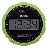 タニタ(TANITA) ダイヤルタイマー グリーン TD-398-GR -